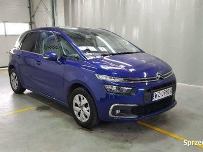 używany Citroën Grand C4 Picasso 1.6dm 120KM 2017r. 14 270km