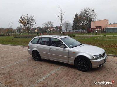 używany BMW 325 e46 i gaz