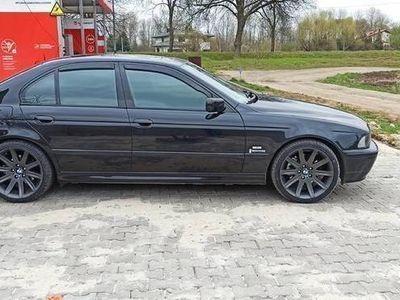 używany BMW 540 e39.