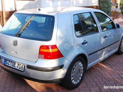 używany VW Golf IV 1.6 SR SERWIS BEZWYPADKOWY
