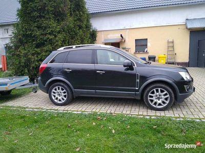 używany Opel Antara 2,2 CDTI 184 KM