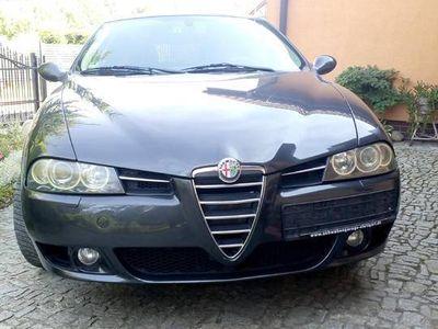 używany Alfa Romeo 156 2.0 JTS 2004 rok
