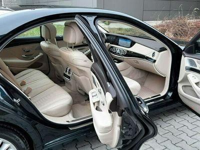 używany Mercedes S450 3dm 368KM 2018r. 79 900km