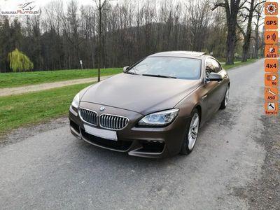 używany BMW 650 seria 6 4.4dm3 450KM 2013r. 94 000km Grand Coupe i xDrive Mpakiet Indywidual