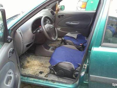 używany Ford Fiesta 1999 r