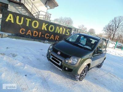 używany Fiat Panda 4x4 II 1.3 Multijet 75KM Klima, Szyberdach
