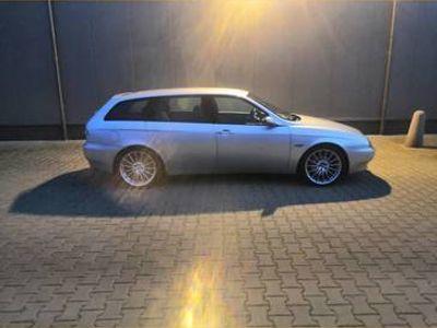 używany Alfa Romeo 156 2.5 v6 busso novitec sportwagon kombi