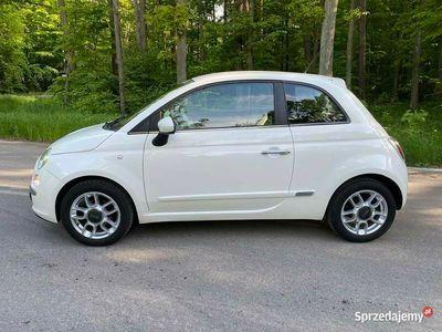 używany Fiat 500 1.2, Salon Polska, I Wł, 63291 KM, dwa koplety opon