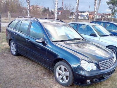 używany Mercedes C220