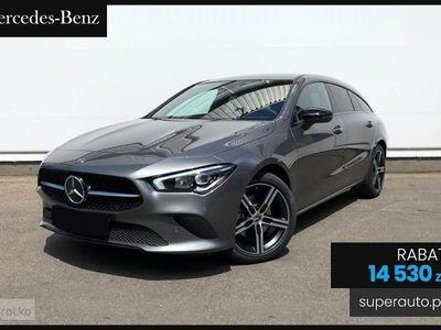 używany Mercedes CLA200 Klasa CLA Progressive 1.3(163KM) PROGRESSIVE   Advantage + Night + IC