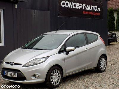 używany Ford Fiesta 1.2dm 60KM 2012r. 74 000km
