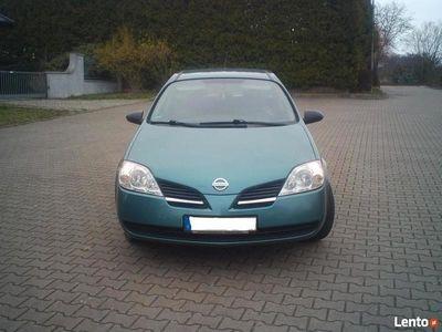 używany Nissan Primera p12 z niemiec