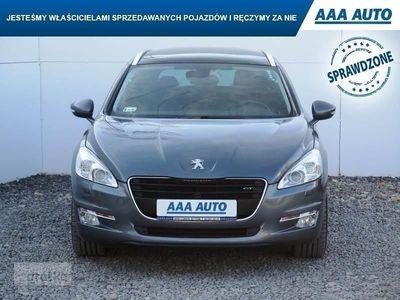 używany Peugeot 201 508 Salon Polska, Serwis ASO,KM, Automat, Skóra, Navi,