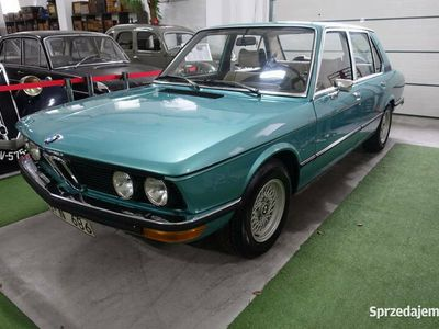 używany BMW 520 E12 M10, Bardzo Ładna, Po remoncie silnika. Kolor