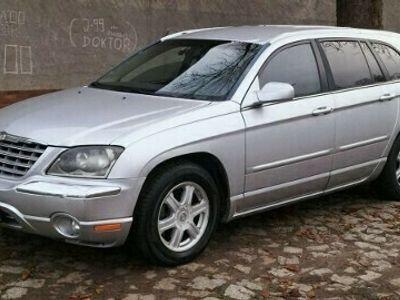 używany Chrysler Pacifica 3.5 V6 253KM Skóra Automat Instalacja LPG