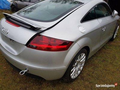 używany Audi TT 8j 2008r 2.0 tfsi 200ps