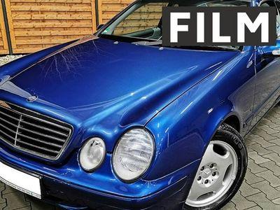 używany Mercedes CLK200 163 KM ELEGANCE * automat * serwisowany * bez rdzy * Wa-wa W208 (1997-2002)