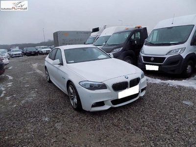 gebraucht BMW 530 seria 5 3dm3 258KM 2012r. 155 717kmxDrive Steptronic, Automat, FV 23%, Gwarancja!!
