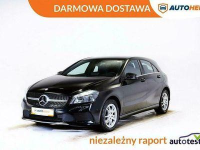 używany Mercedes A180 DARMOWA DOSTAWA Navi, PDC, Podg.fotele, Klimatyzacja.auto W176 (2012-)
