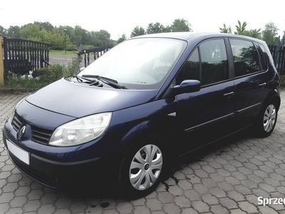 używany Renault Mégane SCENIC - NAVIGACJA - ZAREJESTROWANY -
