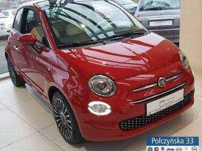 używany Fiat 500 1.2dm 69KM 2019r. 5km