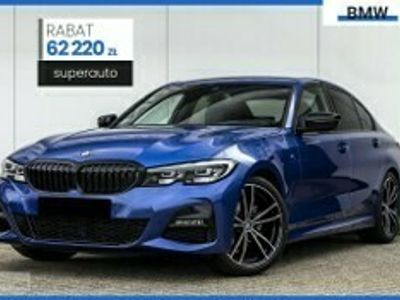 używany BMW 320 SERIA 3 320 d xDrive M Sport(190KM) | ConnectedDrive Plus + Business Clas