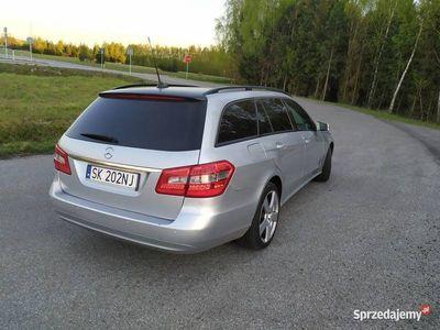 używany Mercedes E200 W212zamiana