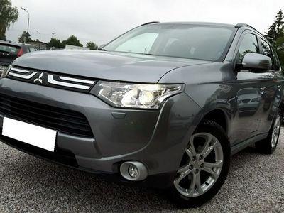 używany Mitsubishi Outlander 2dm 150KM 2013r. 155 000km