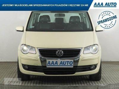 used VW Touran I 1. Właściciel, DSG, 7 miejsc, Klima, Tempomat,ALU