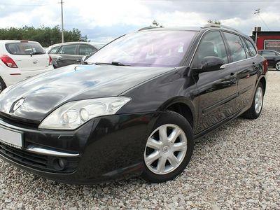używany Renault Laguna III (2007-)