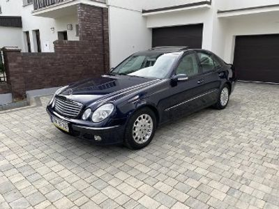 używany Mercedes E220 Klasa E W211CDI Elegance