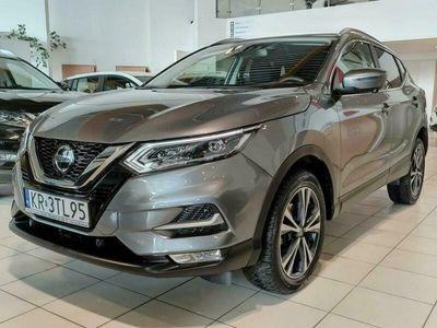 używany Nissan Qashqai II 1.3 160 KM N-Connecta Pakiet Styl Pakiet Zimowy Full LED