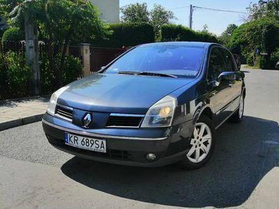używany Renault Vel Satis 2.0 dci 175km godny uwagi