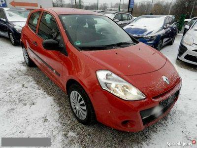 używany Renault Clio 1.1dm3 75KM 2012r. 135 860km Klimatyzacja Gwarancja