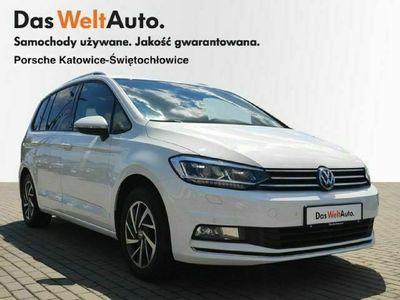 używany VW Touran Comfortline