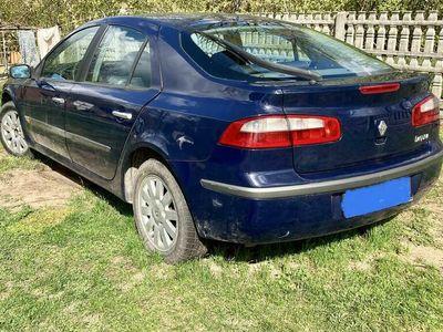 używany Renault Laguna II 1.9 dCi