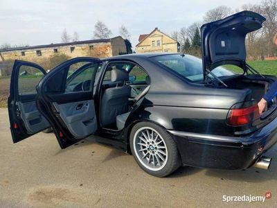 używany BMW 540 e39 i v8 286km 1997r. możliwa zamiana cross lub auto