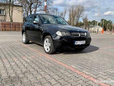 używany BMW X3 E83 3.0d
