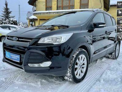 używany Ford Kuga 2dm 150KM 2015r. 148 000km
