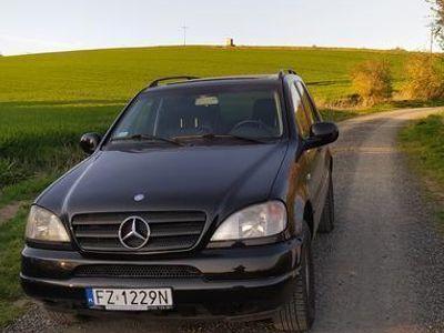 używany Mercedes ML270 CDI