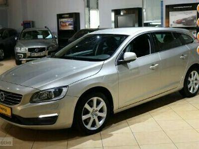 używany Volvo V60 I D4Drive-E Momentum Automat+, Gwarancja x5, salon PL, fv VAT 23