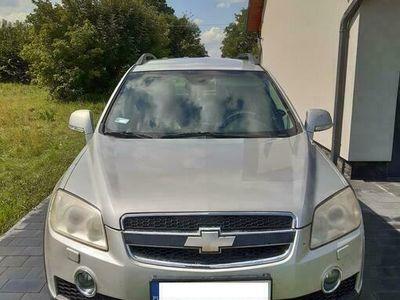 używany Chevrolet Captiva 2.0 VCDI 2007r.