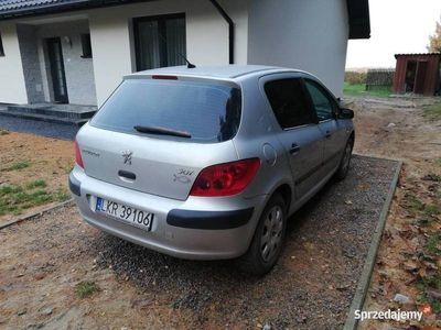 używany Peugeot 307 1.4 16v