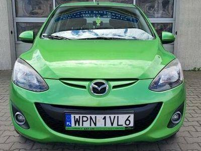 używany Mazda 2 III 1.3 84 KM alufelgi klima super stan gwarancja