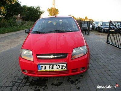 używany Chevrolet Kalos 1.2dm 72KM 2007r. 129 154km