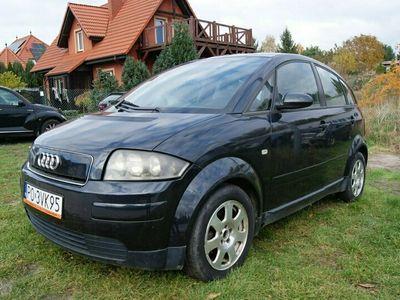 używany Audi A2 Sprowadzony, Zarejestrowany, prosze czytac opis 8Z (1999-2005)