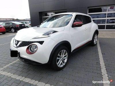 używany Nissan Juke krajowy pierwszy własciciel serwis faktura z 23% vat benzyna