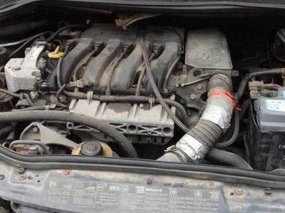 używany Renault Scénic 2000 rok 2.0 16v