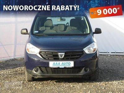 używany Dacia Lodgy  Salon Polska, 1. Właściciel, GAZ, Klima, Parktronic, Piaseczno