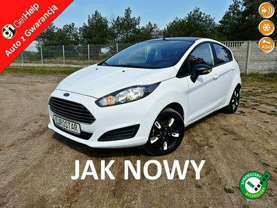 używany Ford Fiesta 1.0 ECOBOOST*Black&White*Klima*Elektryka*Alu*Jak Nowa*ZOBACZ!!! Mk7 (2008-)